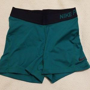 Real Nike Pro Shorts